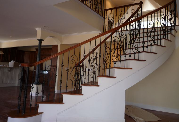 Super Simple Do-it-Yourself Repairs to Rescue an Old Staircase