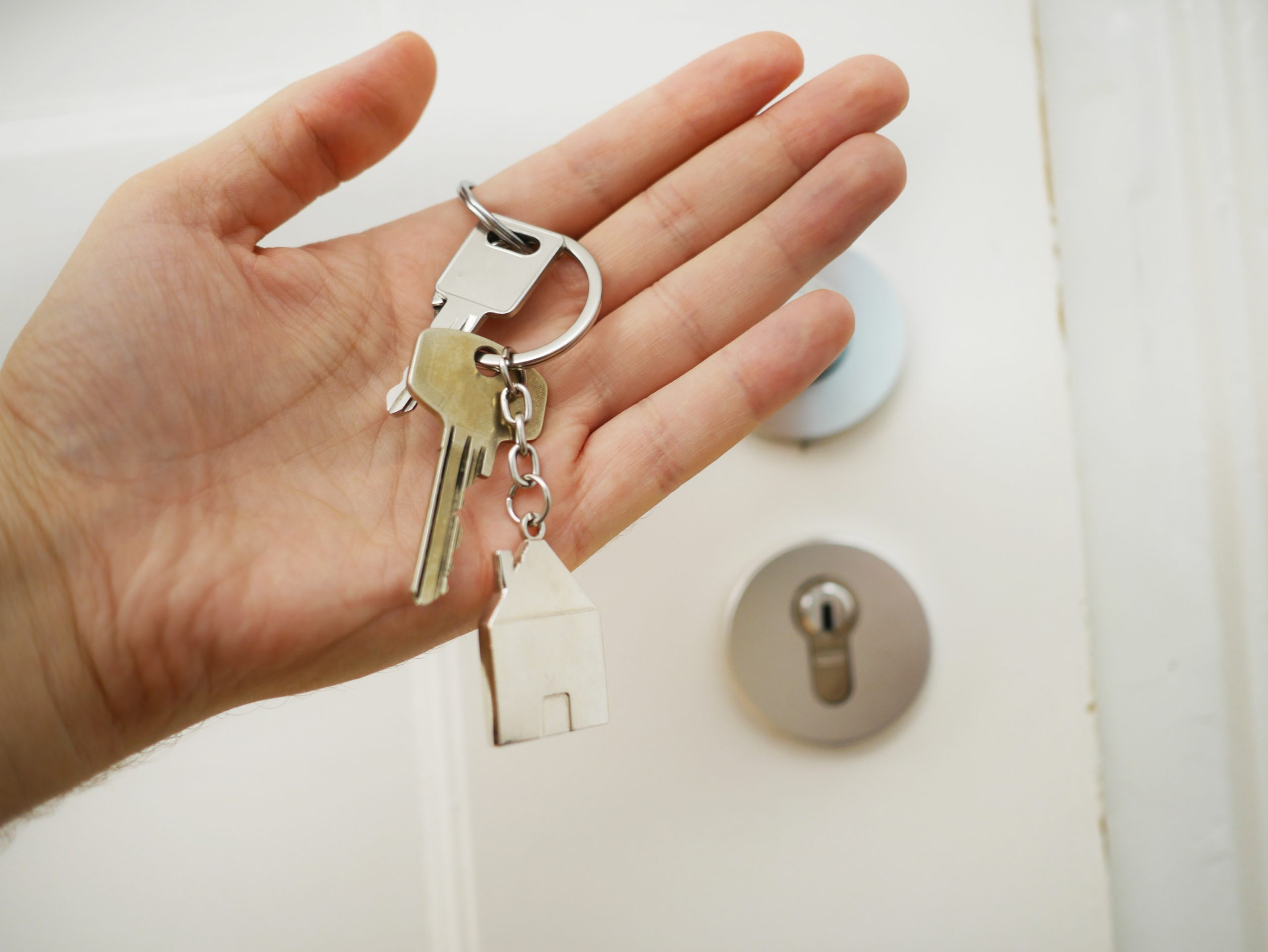 keys to airbnb rental property
